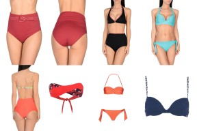 Cahntelle, Missoni Mare, Seafolly, Pistol Panties, Lisa King, Jolie by Edward Spiers, Triumph.