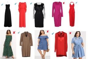 Dress Lexus Prive, dress Intropia, dress Maria Grazia Severi, dress Armani Collezioni, dress Marchesa, dress SHEIN, dress Peserico, dress SHEIN, dress Maria Grazia Severi, dress SHEIN.