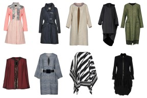 Creature of the Wind + Sanyo, Violanti, Kiton, Gareth Pugh, Fontana Couture, Cailan'd, Cristina Effe, Dsquared2, High Tech.