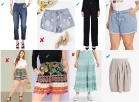 Jeans Cambio, shorts SHEIN, jeans Incotex, shorts SHEIN, shorts SHEIN, shorts SHEIN, skirt Isla Ibiza Bonita, skirt And Less.
