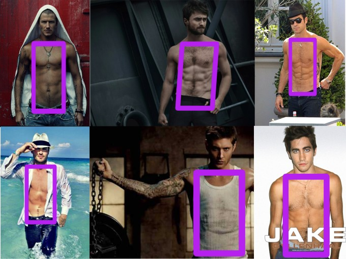 Uomo: fisico a rettangolo -Men rectangular body shape – The
