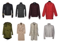 Dolce&Gabbana, Brunello Cucinelli, Sun 68, Aspesi, Givenchy, Marc Jacobs, Ziggy Chen, Bottega Veneta.