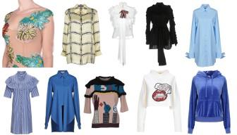 Blumarine, Emanuel Ungaro, Must, Ellery, Michael Kors Collection, Glamorous, Michael Kors Collection, Valentino, Philipp Plein, Vetements.